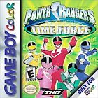 Power Rangers Time Force (Nintendo Game Boy Color, 2001)