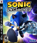 Sonic Unleashed (Sony PlayStation 3, 2008)