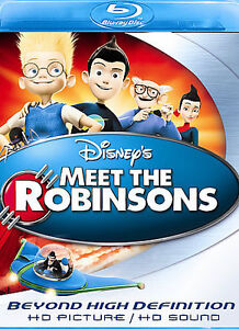 Details about Disney Meet the Robinsons (Blu-ray Disc) **NEW** FAST FREE  SHIPPING!!!