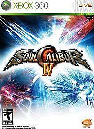 Soul-Calibur-IV-4-Premium-Edition-BRAND-NEW-Xbox-360-VERY-RARE-Bandai-Namco-Game