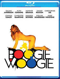 BOOGIE WOOGIE ~NEW BLU RAY~HEATHER GRAHAM~{ABOUT CHERRY}~{BOOGIE NIGHTS}~{GURU}.