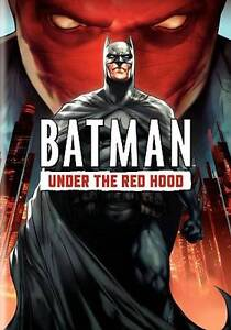 Batman: Under the Red Hood (DVD, 2010)