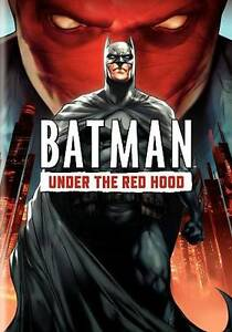 Batman: Under the Red Hood (DVD, 2010)