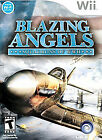 Blazing Angels: Squadrons of WWII (Nintendo Wii, 2007)