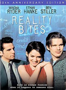 Reality Bites (DVD, 2004, 10th...