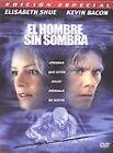 Hollow Man (DVD, 2002, Spanish Language Packaging)