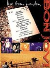 Bon Jovi - Live from London (DVD, 1998)