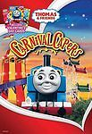 Thomas-Friends-Carnival-Capers-DVD-2010-With-3-Valentines-Day-Cards-New