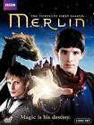 Merlin: The Complete First Season (DVD, 2010, 5-Disc Set)