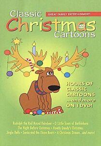 stock photo - Classic Christmas Cartoons