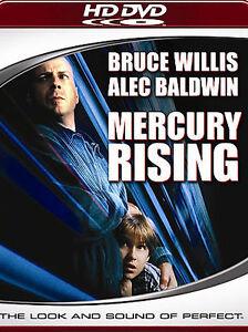 Mercury-Rising-HD-DVD-2007-Brand-New-Sealed