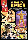 Cult Camp Classics Volume 4 - Historical Epics (DVD, 2007, 3-Disc Set)