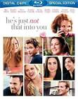 He's Just Not That Into You (Blu-ray Disc, 2009, 2-Disc Set, Special Edition)