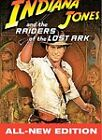 Raiders of the Lost Ark DVDs