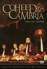 Coheed and Cambria - The Last Supper (DVD, 2006)