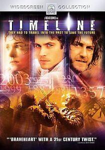 Timeline DVD, 2004, Widescreen  - $0.99