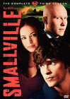 Smallville - Season 3 (DVD, 2004, 6-Disc Set)