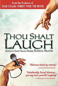 DVD Thou Shalt Laugh NEW