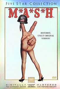 M*A*S*H (DVD, 2002, 2-Disc Set, Five Sta...