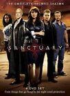 Sanctuary: The Complete Second Season (DVD, 2010, 4-Disc Set)