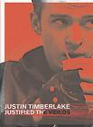 Justin Timberlake - Justified: The Videos (DVD, 2013)