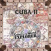 FREE US SHIP. on ANY 3+ CDs! NEW CD Various Artists: Colors of the World: Cuba I