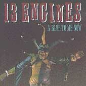 A Blur to Me Now by 13 Engines (CD, Apr-1991, SBK Records)