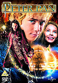 Peter Pan DVD 2008 - <span itemprop=availableAtOrFrom>Builth Wells, Powys, United Kingdom</span> - Peter Pan DVD 2008 - Builth Wells, Powys, United Kingdom