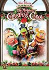 Widescreen DVDs and The Muppet Christmas Carol Blu-ray Discs