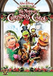 The Muppet Christmas Carol (DVD, 2005, 5...