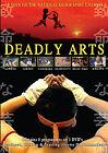 Deadly Arts (DVD, 2006, 3-Disc Set, Box Set)