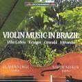 Violinmusik In Brasilien von Claudio Cruz (2001)