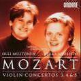 Violinkonzerte 3,4,5 von Tapiola Sinf,Mustonen,Kuusisto (2003)