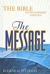 The-Message-The-Bible-in-Contemporary-Language