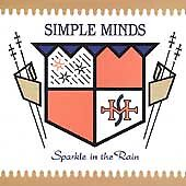 Simple Minds - Sparkle In The Rain (CD Album 1983) No Barcode FREEPOST UK
