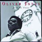 Just in Time by Oliver Jones (CD, Oct-1998, 2 Discs, Justin Time)