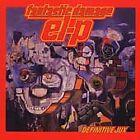 Fantastic Damage [PA] by El-P (CD, May-2002, Definitive Jux Records)