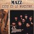CD: Esto Es Lo Nuestro: 20 Exitos by Mazz (CD, Oct-2001, EMI Music Distribution... - Mazz