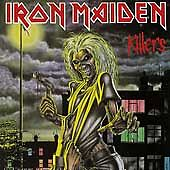 Killers-ECD-Iron-Maiden-CD-Sealed-New