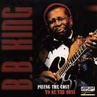 Paying the Cost to Be the Boss by B.B. King (CD, Apr-1997, Laserlight)