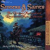 Sinners & Saints - The Ultimate Medieval and Renaissance Music Collection (CD, J
