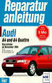 Alte Reparaturanleitungen Audi Verkehr