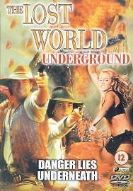 The Lost World: Underground [DVD] - DVD  EKVG The Cheap Fast Free Post