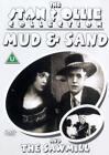 The Stan And Ollie Collection - Mud And Sand / The Sawmill (DVD, 2003)