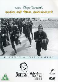 Norman Wisdom - On The Beat / Man Of The Moment (2 DVD Set , 2003)