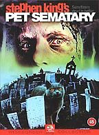 Pet Sematary DVD 2008 - Brough, East Riding of Yorkshire, United Kingdom - Pet Sematary DVD 2008 - Brough, East Riding of Yorkshire, United Kingdom