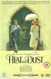 Heat And Dust   [WIDESCREEN EDITION] (DVD) . FREE UK P+P .......................