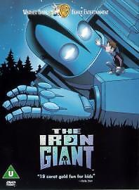 The-Iron-Giant-DVD-1999-Excellent-DVD-Jennifer-Aniston-Voice-Eli-Marien