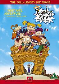 RUGRATS IN PARIS THE MOVIE - 2001 DVD New Sealed FAST POST UK SELLER