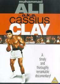AKA Cassius Clay (DVD, 2002)
